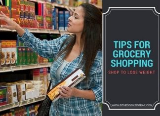 Tips for Grocery Shopping - lose weight