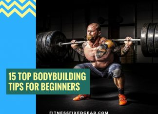 15 Top Bodybuilding Tips for Beginners