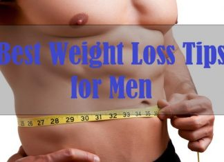 Best Weight Loss Tips for Men