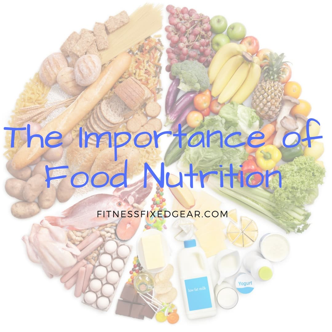 the importance of nutrition Nutrition facts & food labels are important tools for choosing and evaluating the nutritional content of the foods and/or beverages you buy and consume.