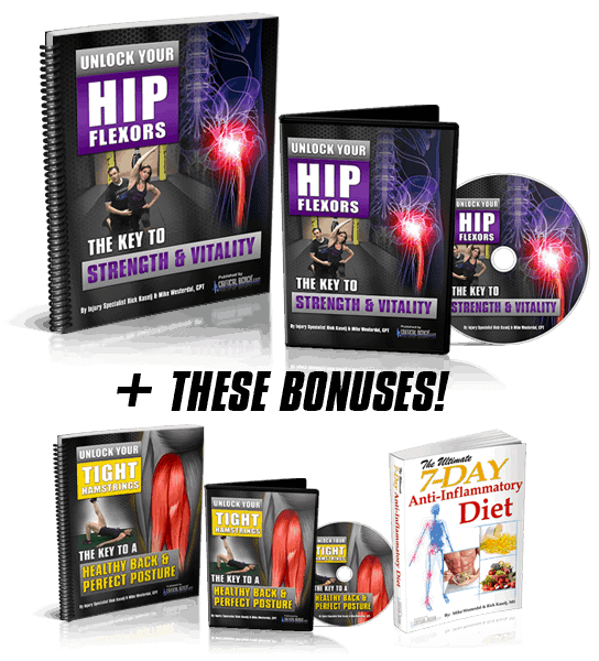 Hip Flexor Discomfort