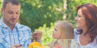 healthy eating for kids - cover photo
