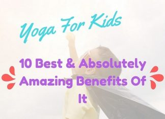 yoga for kids feature image