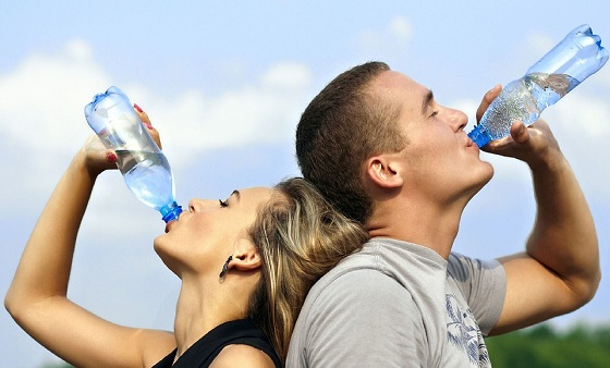drink more water - weight loss tips for women