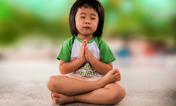 mind-body-connection - yoga for kids