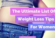 best weight loss tips - 26 tips