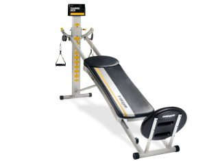 total gym fit review