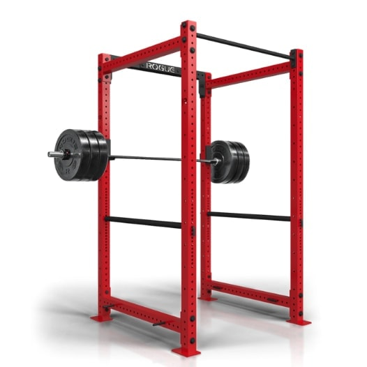power rack act as a spotter