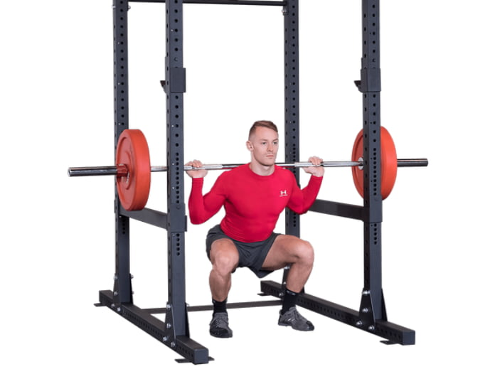 this is a power rack for home gym