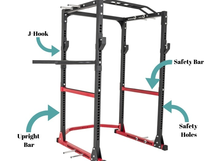 what is a power rack