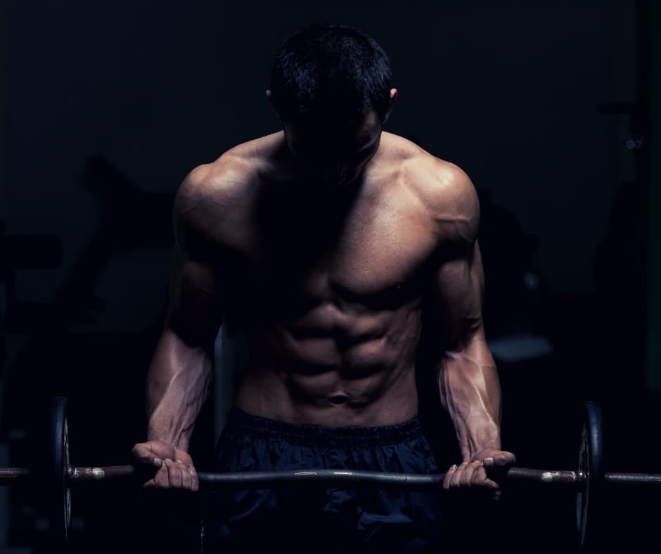 define your muscles