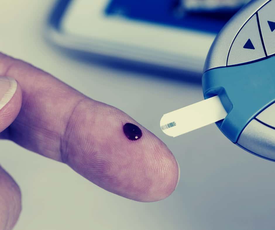 it helps control blood sugar level