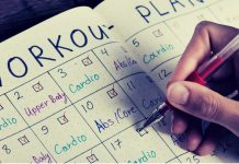 How to start a workout plan and stick with it cover photo