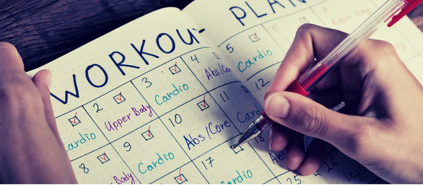 How To Start A Workout Plan And Stick To It