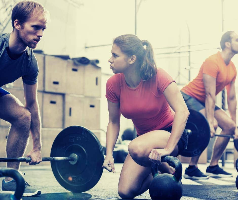 weightlifting / strength training