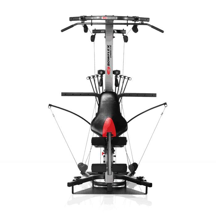 bowflex xtreme 2 se home gym front view