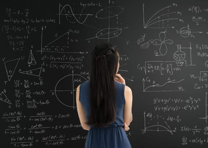 complicated math