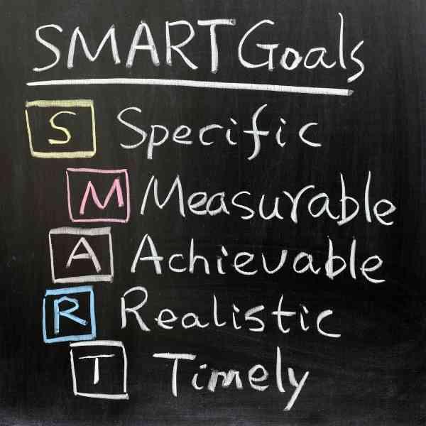 Setting A SMART Goal
